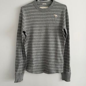 ABERCROMBIE & FITCH MEN's Long Sleeve